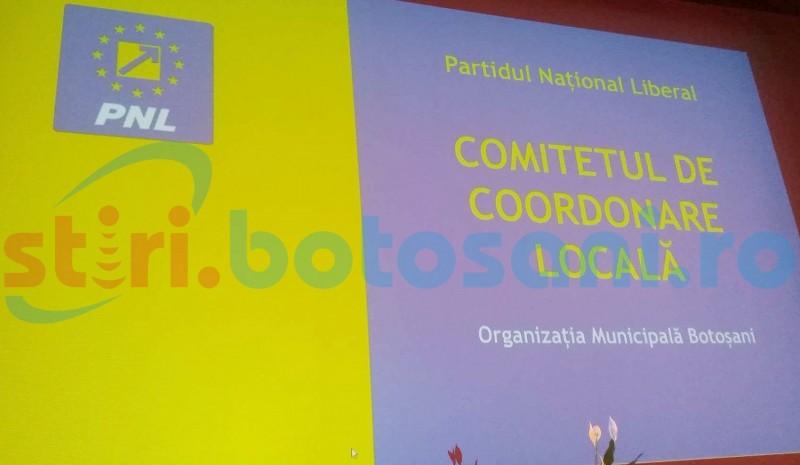 A fost ales noul președinte al Organizației Municipale a PNL Botoșani. Vezi cine este!