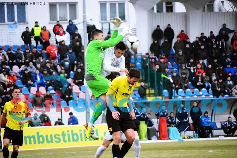 A fost fault în atac la golul marcat de Stojkov? FOTO