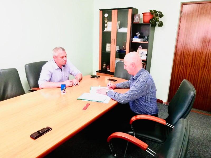 A fost semnat proiectul pentru modernizarea și dotarea Ambulatoriului din Cadrul Secției Exterioare Obstetrică-Ginecologie a Spitalului Mavromati