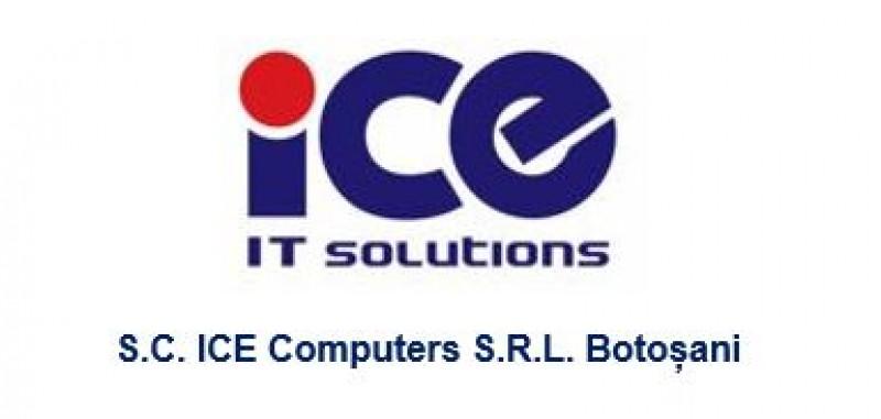 (A) ICE Computers angajează consultant vânzări la Botoșani