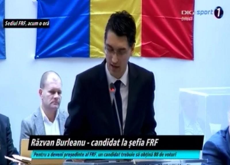 A inceput procesul de vot la FRF! Sfaiter in comisia de numarare a voturilor!
