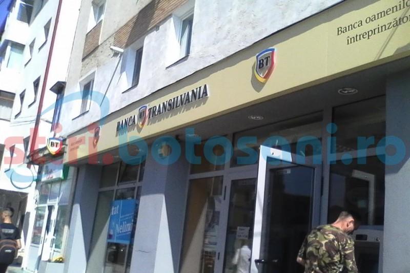 A închis în Botoșani două agenții, dar se pregătește să cumpere cu totul o altă bancă!