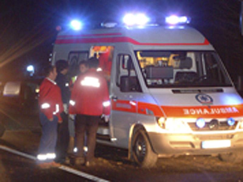 A intrat fara sa se asigure, spune un sofer implicat in accidentul din zona Sucevei