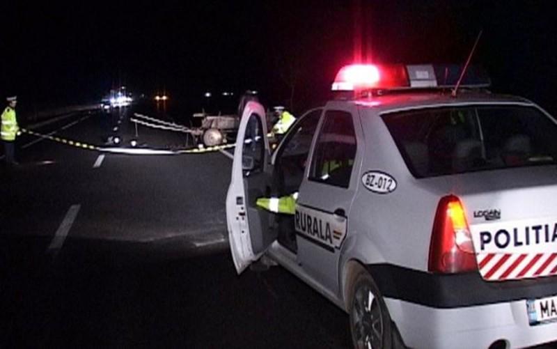 A lovit un om, a condus victima acasă, fără a anunța accidentul! Ce au descoperit polițiștii!