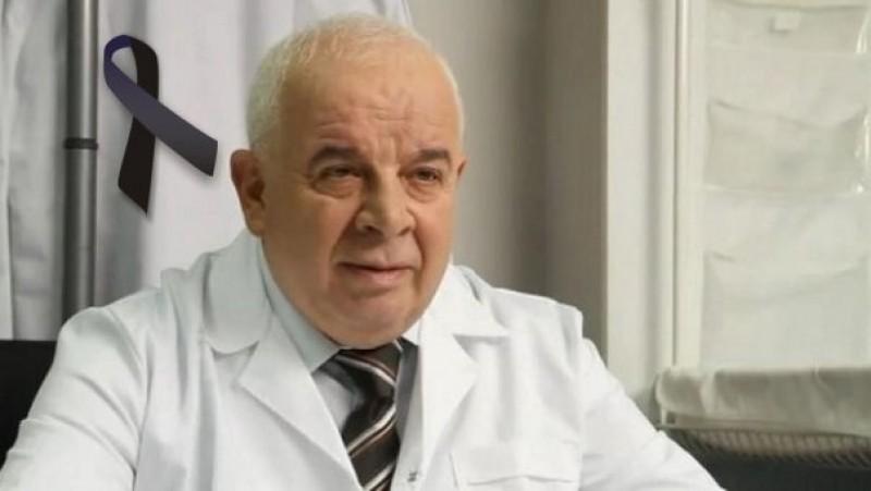 A murit ''îngerul'' copiilor. Prof. dr. Marin Burlea a decedat în această dimineață, la Institutul de Oncologie din Iași