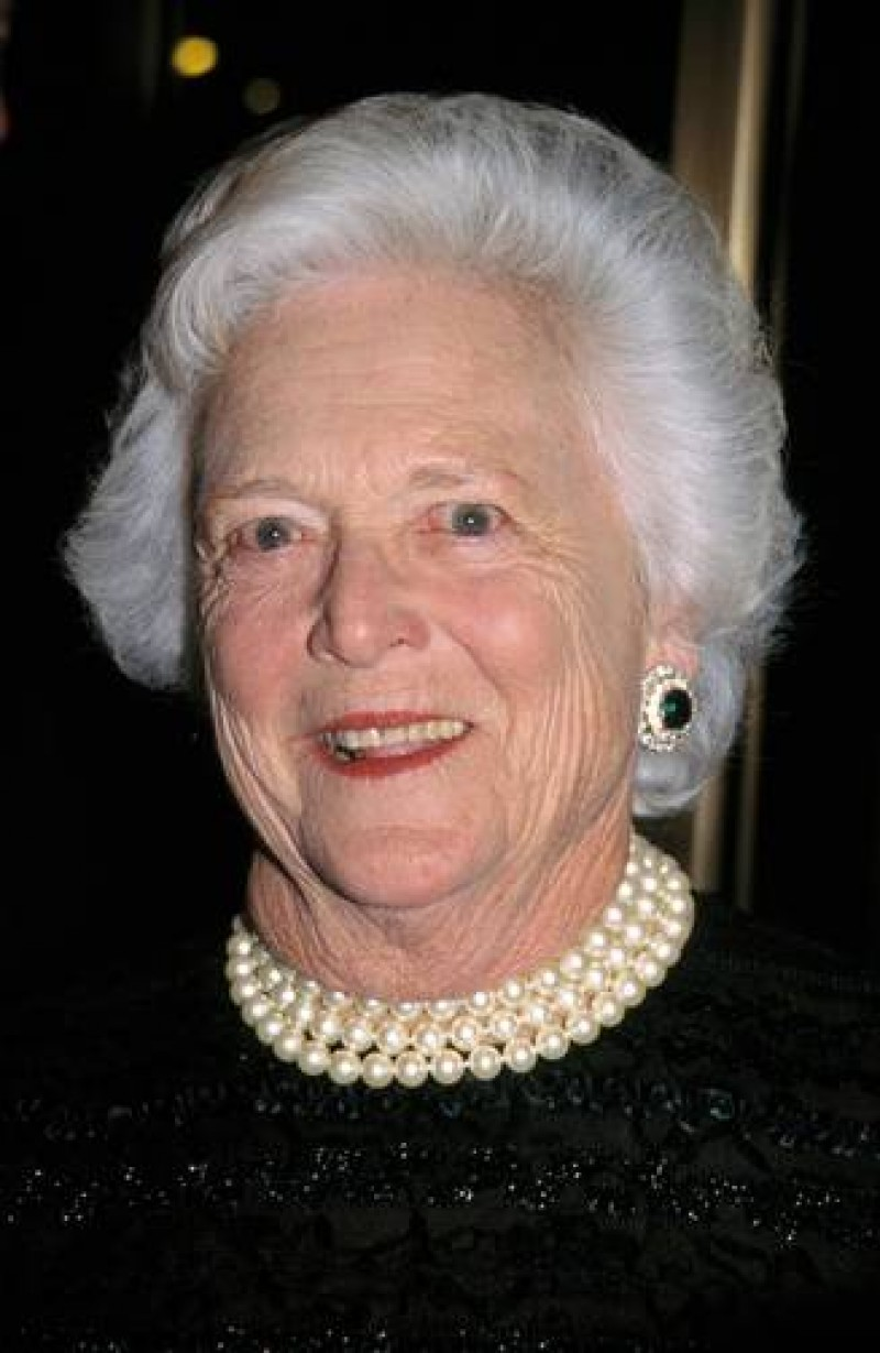A murit Barbara Bush