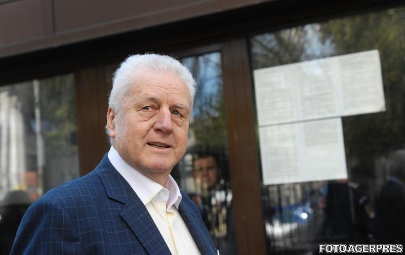 A murit Jean Padureanu, fostul presedinte al Gloriei Bistrita, cel mai longeviv conducator de club din fotbalul romanesc