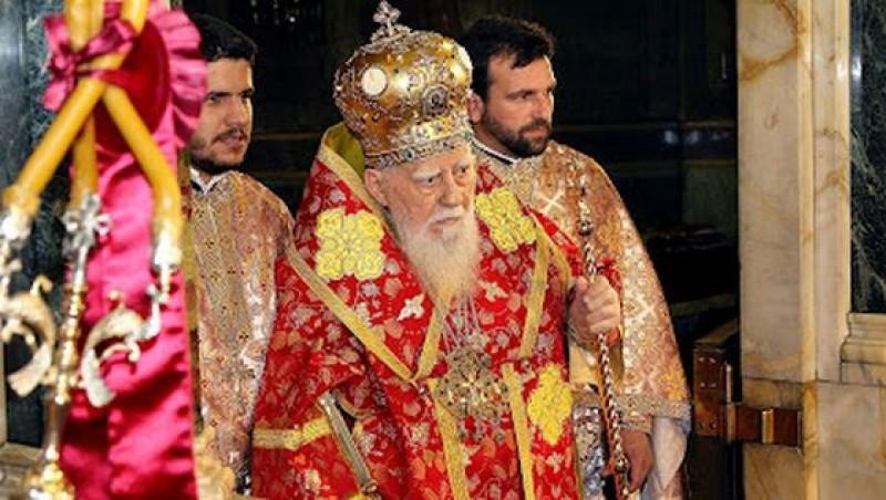 A murit Patriarhul Bisericii Ortodoxe Bulgare