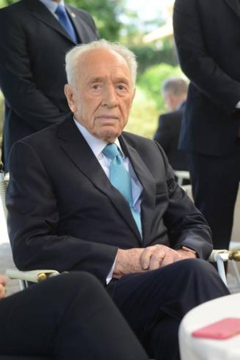 A murit Shimon Peres. Reactii din toata lumea: Un geniu cu inima mare