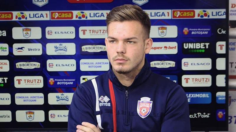 A picat transferul lui Denis Haruț la FCSB
