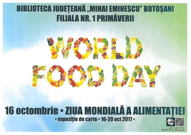 ABC-ul Alimentației sănătoase, la Biblioteca Judeteana