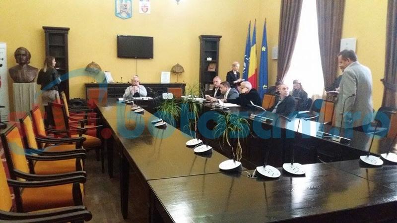 Absență în masă a social-democraților de la AGA, la societatea Urban Serv! Ședința a fost amânată!
