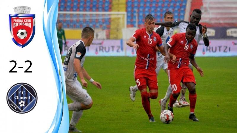 Academica Clinceni a obținut o promovare istorică în Liga ... |Botoşani- Academica Clinceni