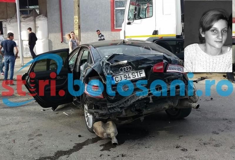 Autorii cumplitului accident de la Darabani, în care o tânără a murit, și-au aflat pedepsele!