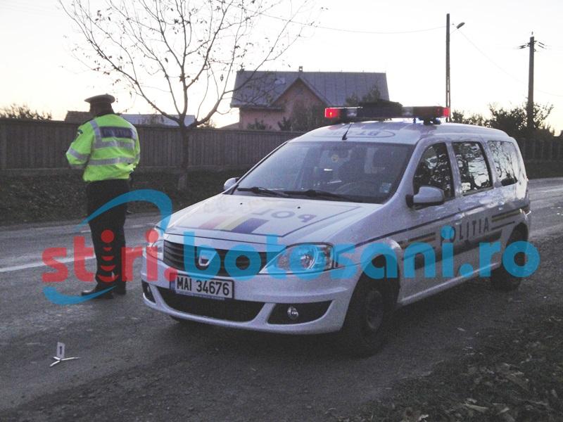 Accident cu două victime pe un drum din județ! Șoferul vinovat dă vina pe gropi