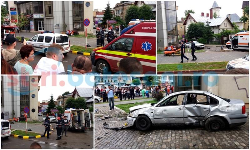 ACCIDENT CUMPLIT: Un botoșănean care citea ziarul, aruncat la zeci de metri de mașina unui șofer de 19 ani! FOTO, VIDEO