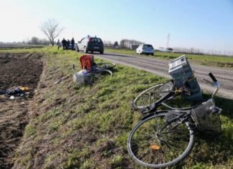 """Accident de circulație inventat de un român beat, căzut de pe bicicletă: """"Am fost lovit de un camion!"""""""