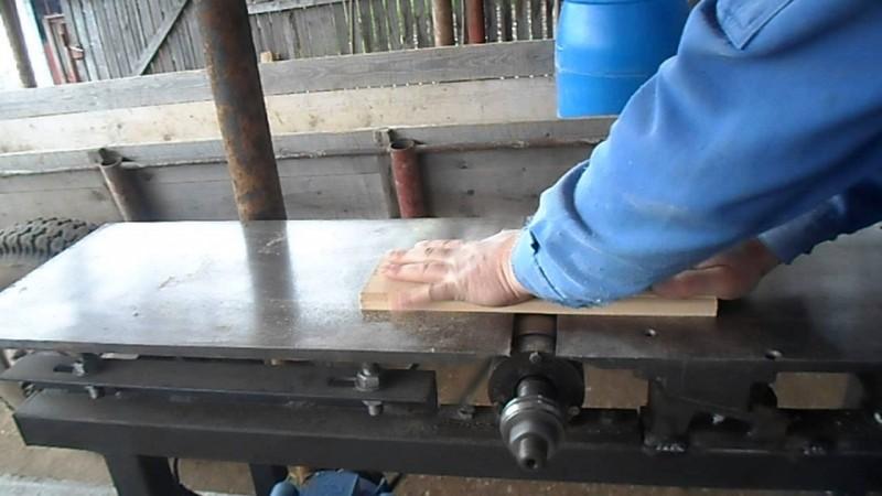 Accident de muncă la un atelier de prelucrare a lemnului
