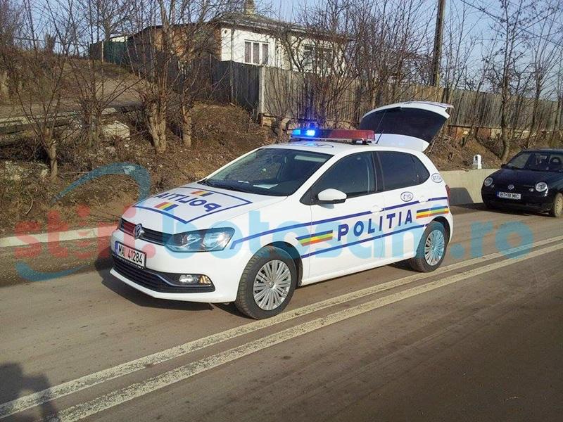 Accident grav la Stâncești! Pieton spulberat de un șofer care nu avea dreptul să conducă!