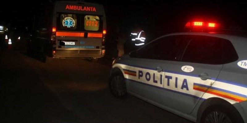 Accident la Leorda. Două persoane au fost rănite.