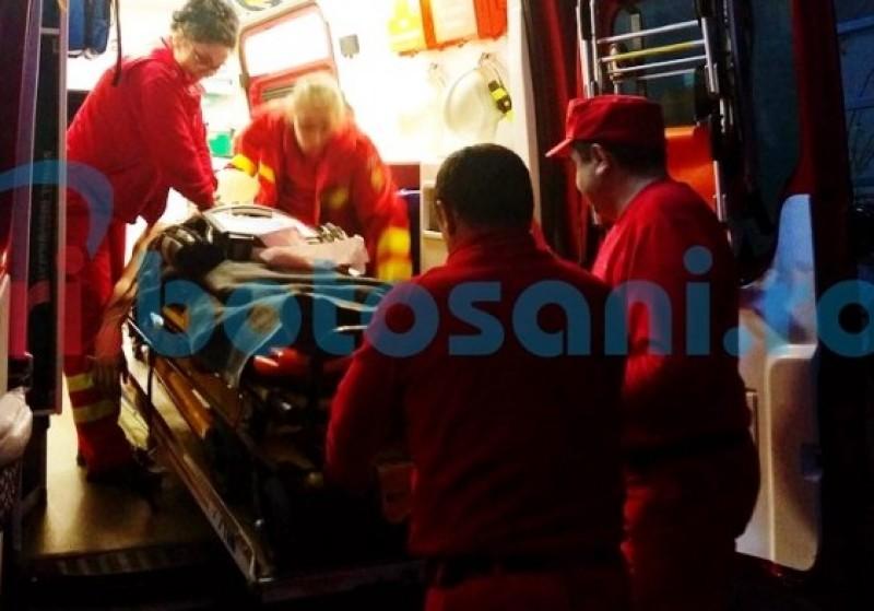Accident mortal la Flămânzi: Copil de 8 ani lovit în plin de o mașină!