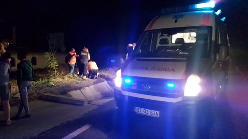 Accident mortal la Vlădeni. Pieton spulberat de o maşină-FOTO!