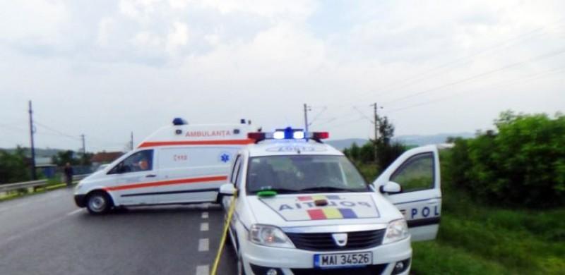 Accident mortal: Un tânăr de 26 de ani a murit în mașina unui șofer beat!