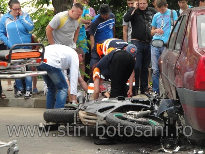 Accident rutier grav petrecut în municipiul Botoşani, închis cu achitare la două instanţe