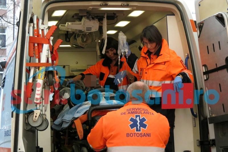 Accident teribil în gospodărie! Un bărbat din Vorniceni a rămas fără brațul drept!