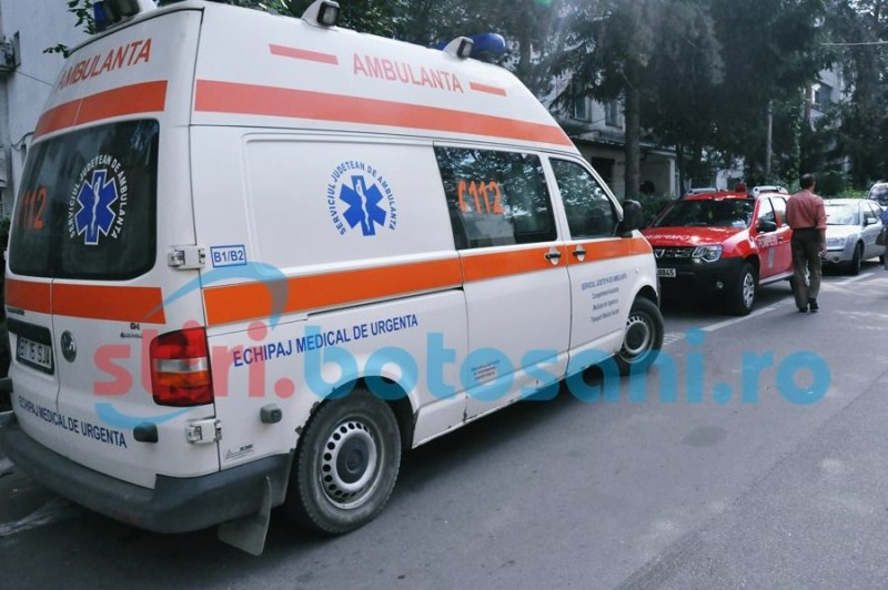 """Un botoșănean a murit după ce a căzut de la etajul zece! S-a deschis dosar penal pentru """"moarte suspecta"""""""