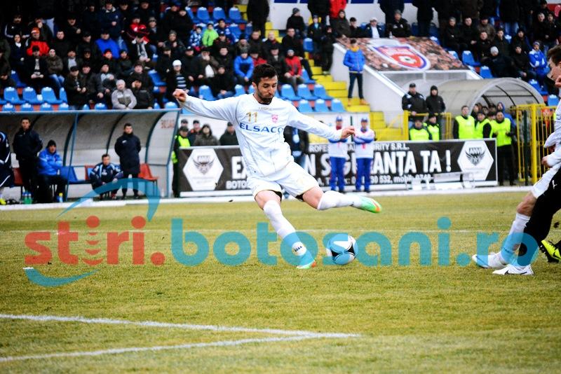 """Aco Stojkov: """"Publicul botoșănean aşteaptă calitate fotbalistică, sunt încântat de acest lucru"""""""