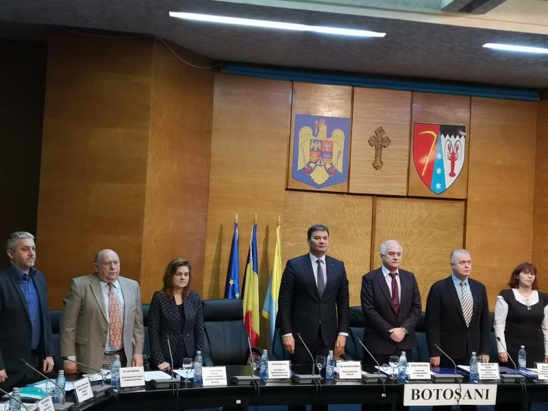 Acord de colaborare cu Camera de Comerț din Cernăuți, semnat la Botoșani!