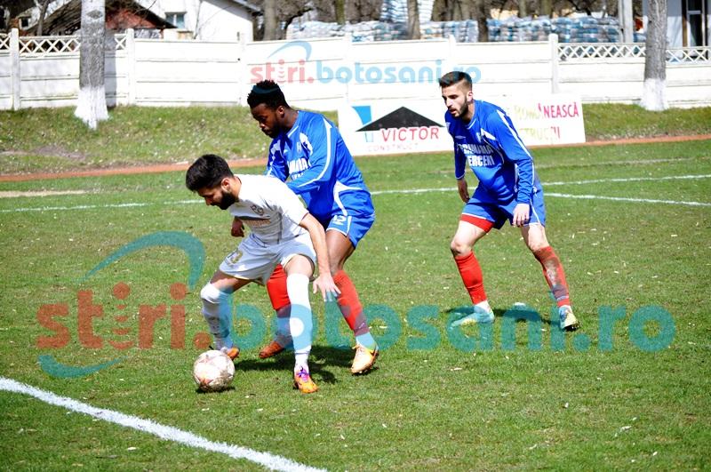 ACS Berceni și-a luat revanșa! FCM Dorohoi a pierdut în primul meci din play-out – FOTO