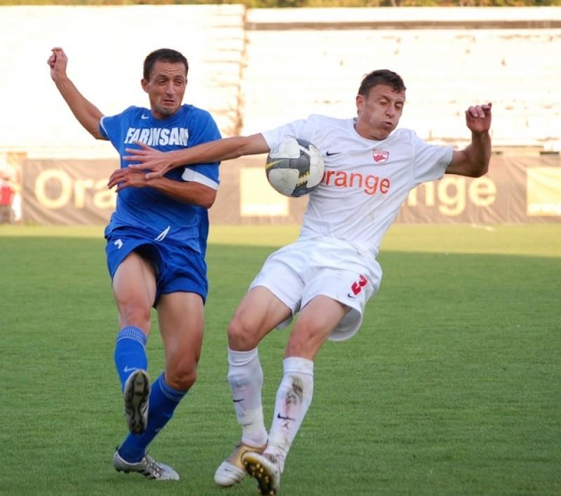 Acsinte chemat la prima echipă a lui Dinamo