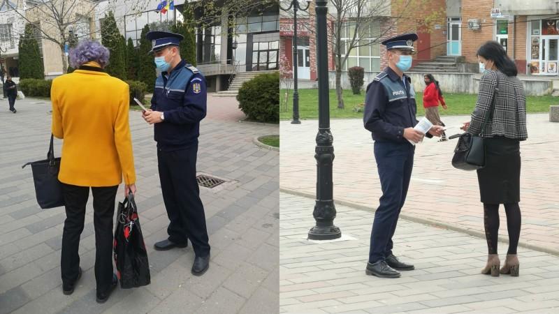 Acțiune a Poliției în Dorohoi pentru prevenirea furturilor