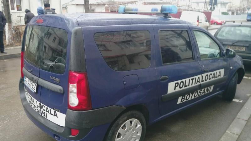 Acţiune a poliţiştilor locali în incinta Botoşani Shopping Center: Cinci agenți economici sancționați!