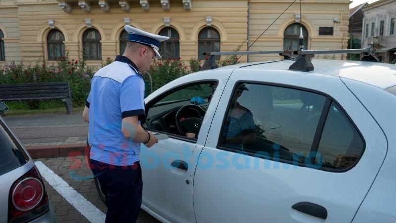 Acțiune a Rutierei din Botoșani: etilotestul a lăsat fără permis șase șoferi. Amenzi de peste 40.000 de lei
