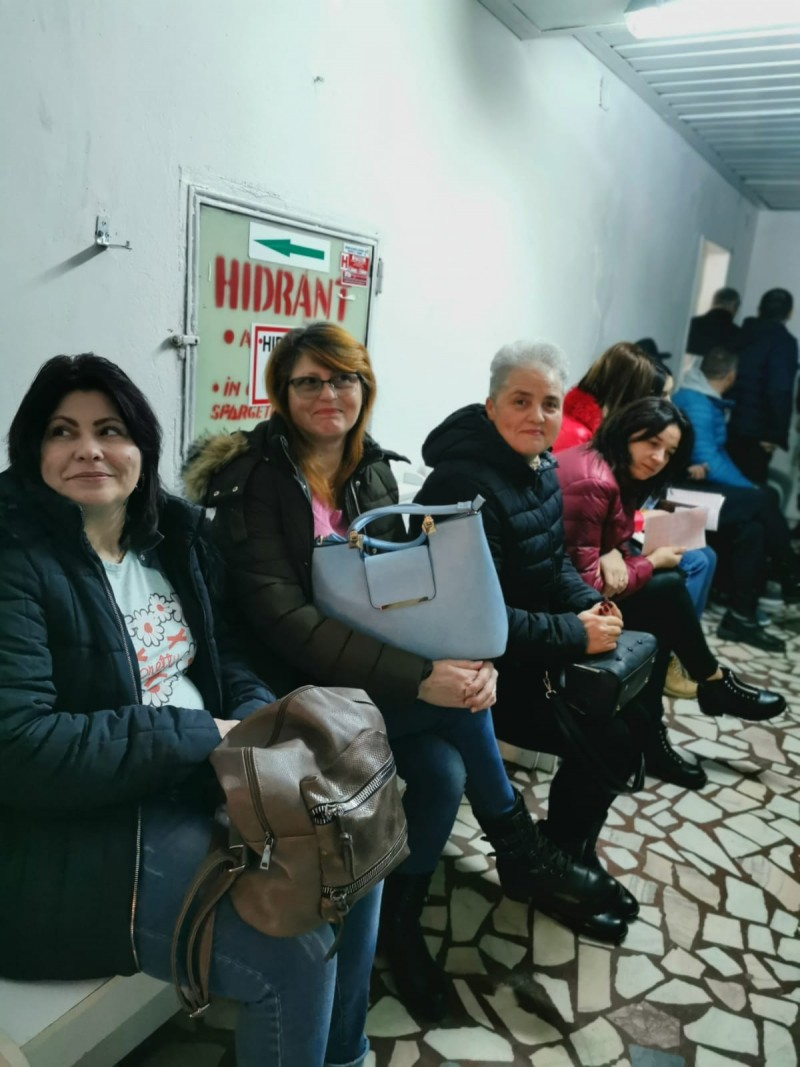 Acțiune umanitară a DGASPC: Peste 60 de angajați au donat sânge