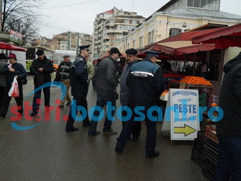 Acțiuni de verificare a respectării măsurilor de protecție pe raza județului Botoșani