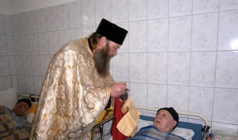 Activitate misionară la Căminul de Bătrâni din Dorohoi