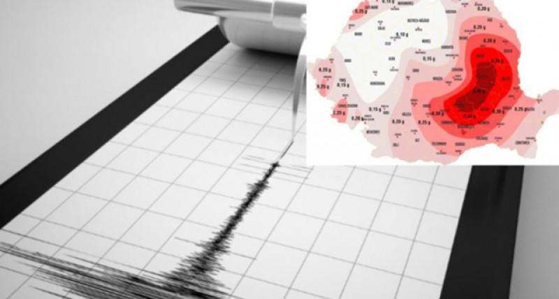 Activitate seismică tot mai intensă. Încă două cutremure în România în această noapte