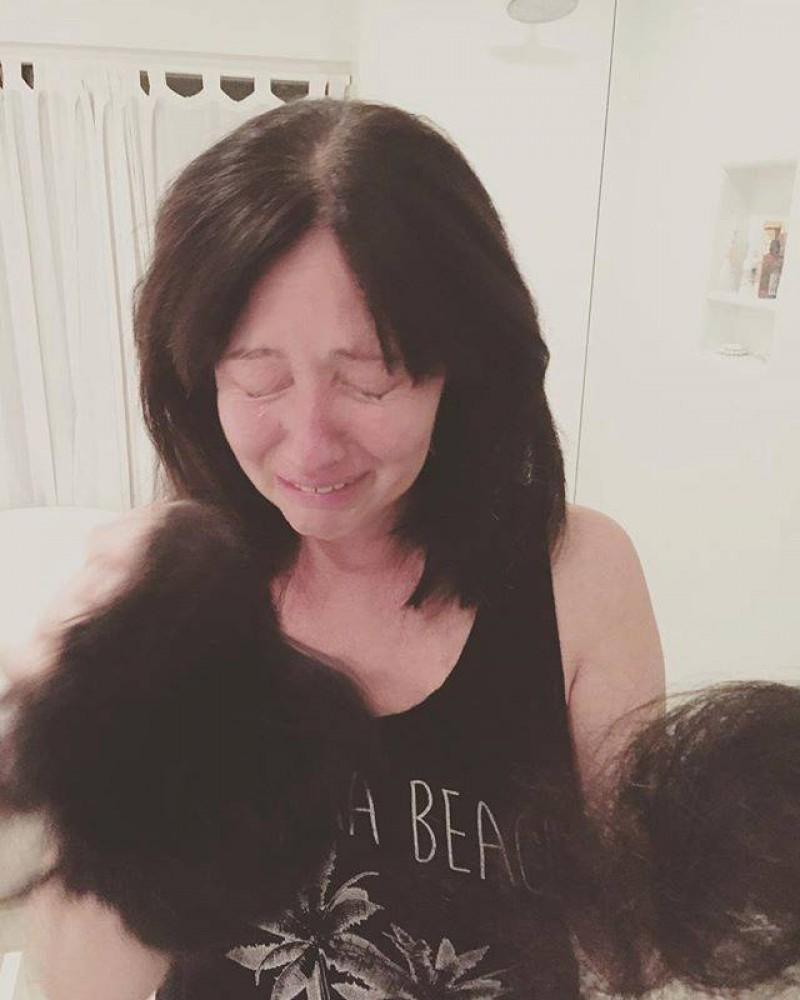"""Actrița Shannen Doherty, din Beverly Hills 90210: """"Cancerul are atât de multe faze: șoc, negare, acceptare, furie, frică…"""""""
