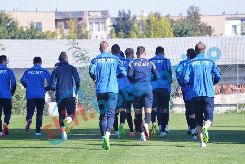 Actualizare a cotelor de piață la FC Botoșani! Cine este cel mai valoros jucător din lotul lui Marius Croitoru?
