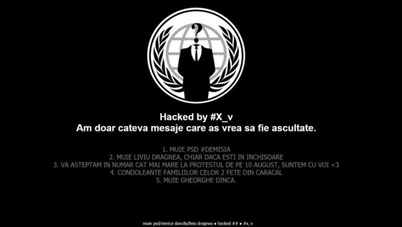 Acum: Site-ul Institutului de Medicină Legală, spart de hackeri!
