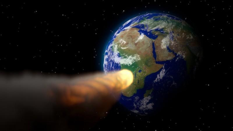 Ne ocolește, dar un asteroid se îndreaptă cu viteză spre pământ!