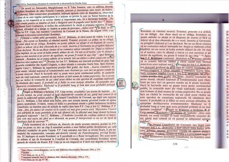 """Acuzaţii grave de plagiat la Botoşani: Doctor în istorie sau """"impostor""""? Vezi DOCUMENTE"""