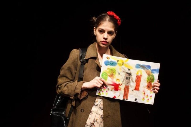 """Ada Lupu, schiță de portret... """"Ce-a fost asta? Om, înger, pasăre?"""""""
