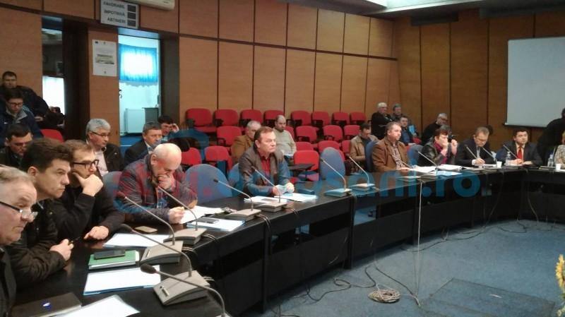 Absență a primarilor de la ședința ADI Aqua