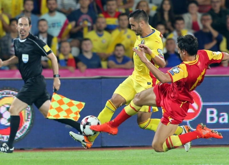 ADIO Mondiale! Muntenegru bate România, 1-0 și o scoate și din lupta pentru locul 2