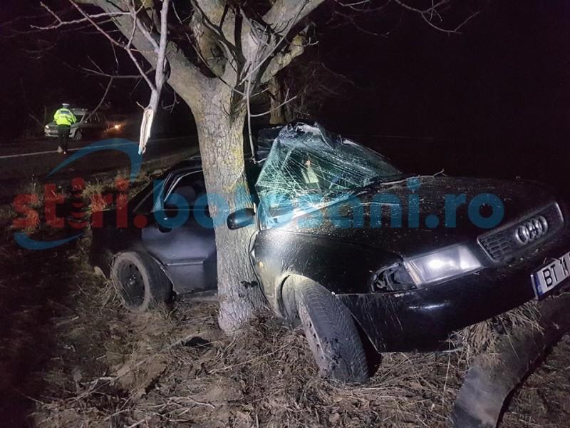 Adolescentă rănită grav într-un accident provocat de iubitul ei! Fata a fost trimisă la Iaşi! FOTO